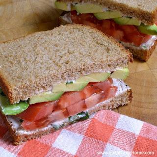 Avocado Sandwich Dressing Recipes