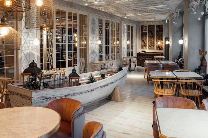 Фото №1 зала Ресторан «Гроза»