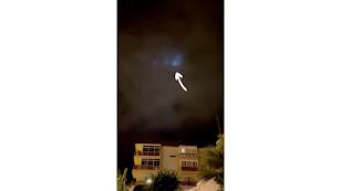 Una imagen tomada la Noche de Reyes