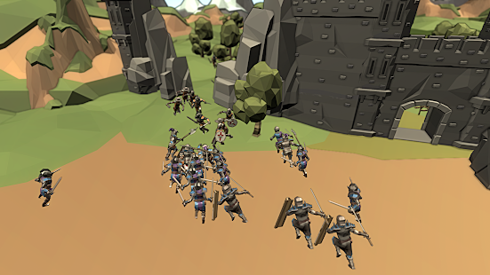 Battle Simulator: WAR OF EMPIRES- screenshot thumbnail