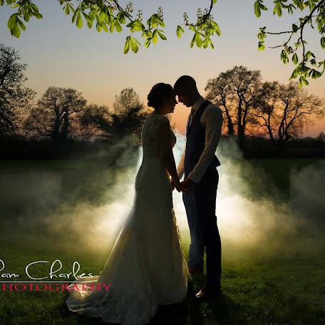 Wedding photographer Graham Charles (charles). Photo of 26.04.2017