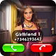 Fake Video Call Girlfriend (game)
