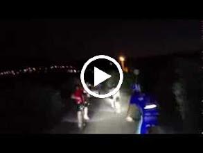 Video: BAJADA NOCTURNA DE LOS DEPOSITOS