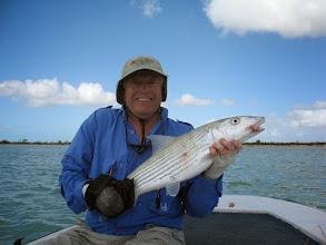 Photo: Jack Dildine and a nice fish- Fall AIBC 2011
