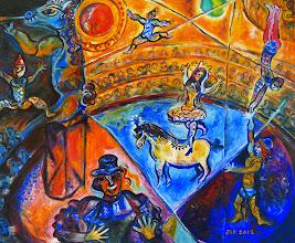 """Photo: Marc Chagall, """"Il circo"""""""