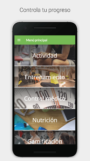 Gimnasio Olimpo screenshot 3