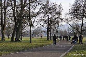 Photo: Sontagsspaziergänger im FFH Rosensteinpark