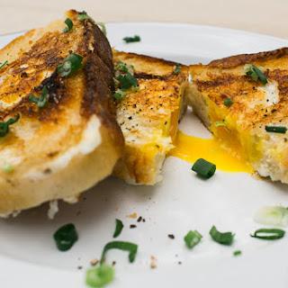 Bulls Eye Breakfast Toast Recipe