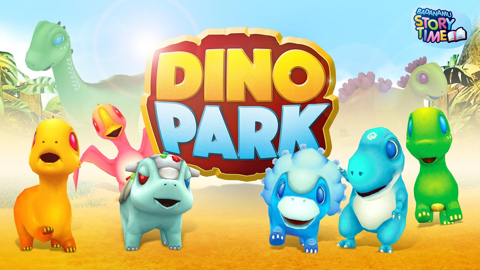 Badanamu Dino Park- screenshot