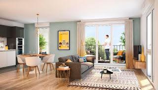 Appartement a vendre houilles - 2 pièce(s) - 41 m2 - Surfyn