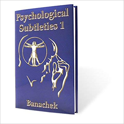 Psychological Subtleties Vol. 1 by Banachek