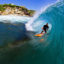 Barrel of the day by Trevor Murphy - Sports & Fitness Surfing ( staff favorites )