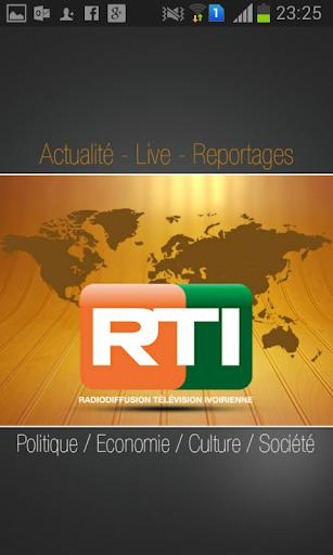 RTI Mobile screenshot 1