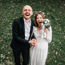 Wedding photographer Andrey Olkhovyy (Olhovyi). Photo of 25.10.2017