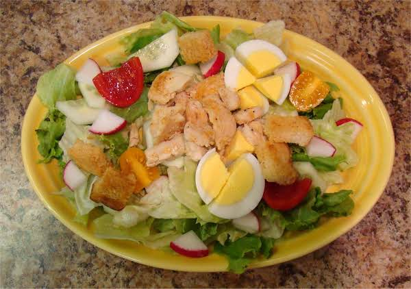 Which Came First Salad Recipe