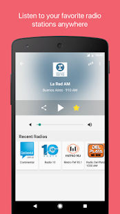 Radio Argentina FM - náhled