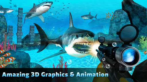 Shark Hunting apkpoly screenshots 5