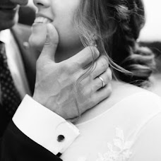 Wedding photographer Yana Tikhonova (Tihonovfoto). Photo of 24.10.2017