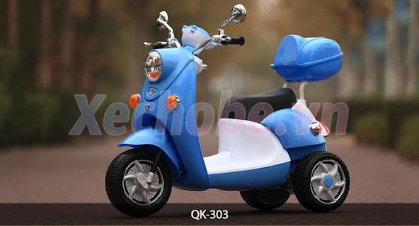 xe máy cho bé gái 303