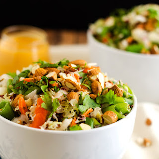 Crunchy Asian Quinoa Salad Recipe