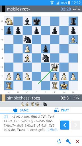 SimpleChess (Online) filehippodl screenshot 1