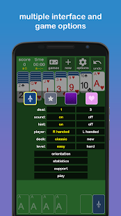 Solitaire - Classic card game- screenshot thumbnail