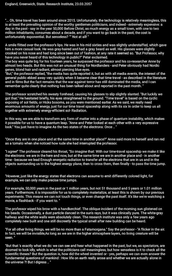 Time travel 10 epic ebook fantasy adventure novel android apps time travel 10 epic ebook fantasy adventure novel screenshot fandeluxe PDF
