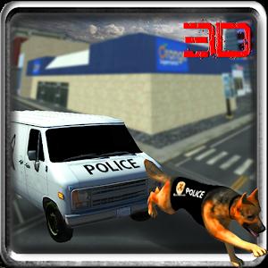 Tải cảnh sát tội phạm chó 3d APK