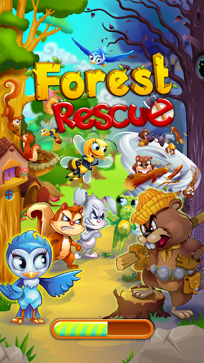 Forest Rescue: Match 3 Puzzle 12.0.3 4