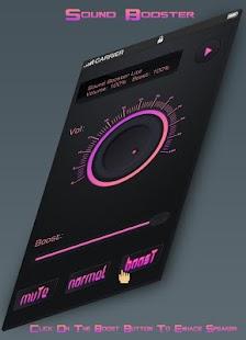 Sound Booster Lite - náhled