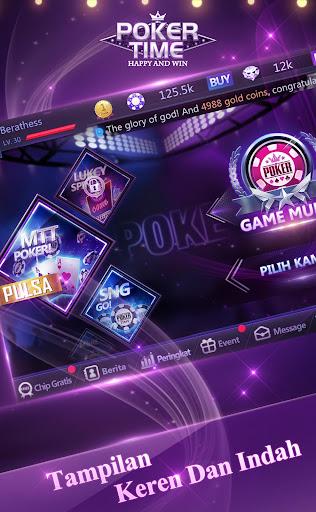 Poker Time- Pulsa Texas Holdem screenshots 1