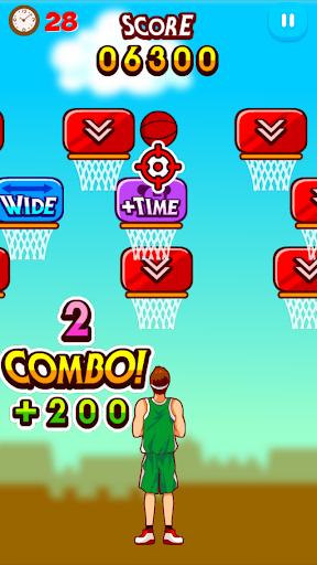 SUPER BASKETBALL SHOOT|玩體育競技App免費|玩APPs