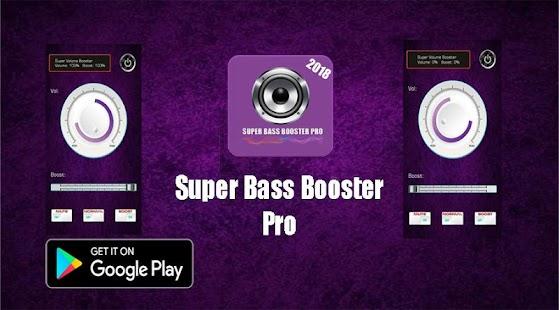 Super Volume Booster Controler Pro - náhled