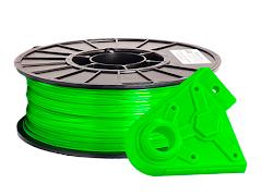 Translucent Neon Green PRO Series PLA Filament - 2.85mm (1kg)