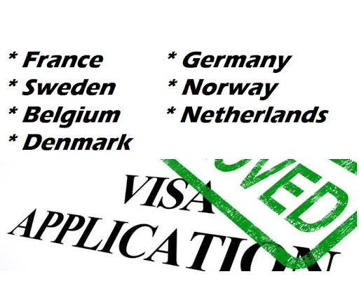 France, Sweden, Belgium, Denmark, Germany, Norway and Netherlands Open Visa application in the Philippines amids COVID19 pandemic lockdown