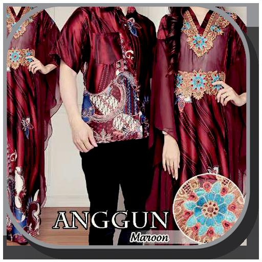 Batik Couple Design
