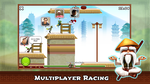 Ninja Race - Fun Run Multiplayer 1.05 screenshots 2