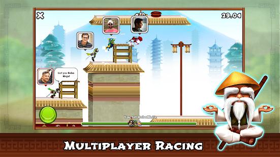 Ninja Race – Fun Run Multiplayer 3