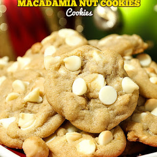 Best Ever White Chocolate Macadamia Nut Cookies