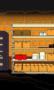 脱出ゲーム : 謀る地下室 screenshot 2