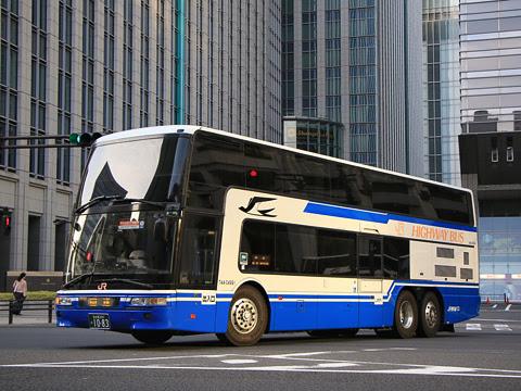 JR東海バス「ドリームなごや号」 744-04991