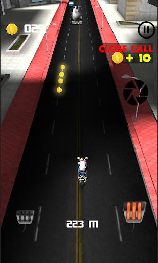 Traffic Moto Racing