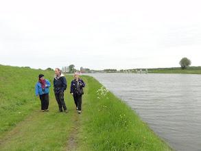 Photo: Het kanaal verbindt Veere met Vlissingen