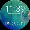 Wave - Lock screen icon