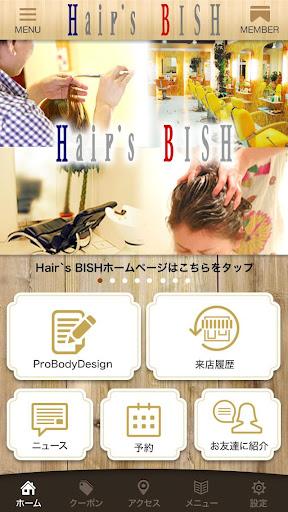 Hair`s BISH
