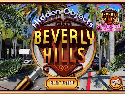 Hidden Objects - Beverly Hills screenshot 5