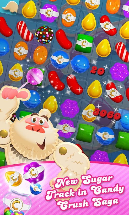Candy Crush Saga gamevilla 2