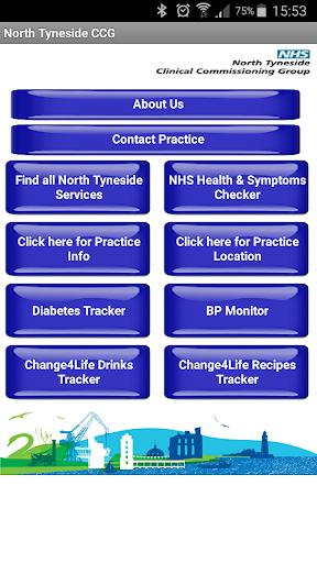 NTCCG GP Practices