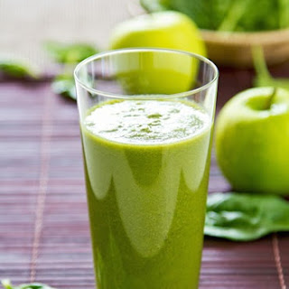 Here's the Green Beauty Juice