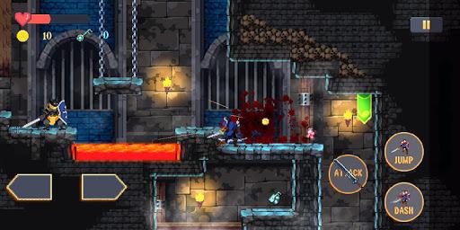 Castle of Varuc: Action Platformer 2D android2mod screenshots 1